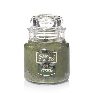 Mistletoe Small Jar Candle