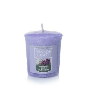 Lilac Blossoms Samplers® Votive Candles