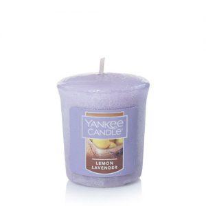 Lemon Lavender Samplers® Votive Candles