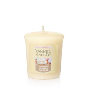 Vanilla Cupcake Samplers® Votive Candles