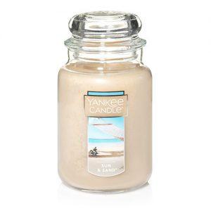 Sun & Sand® Large Jar Candles