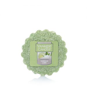 Vanilla Lime Tarts Wax Melts