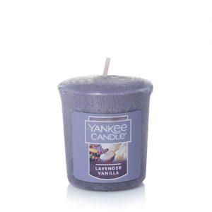 Lavender Vanilla Samplers Votive Candle