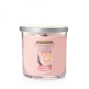 Fresh Cut Roses Small Tumbler Candles