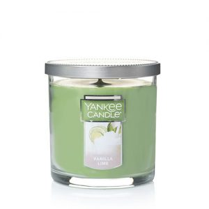 Vanilla Lime Small Tumbler Candles