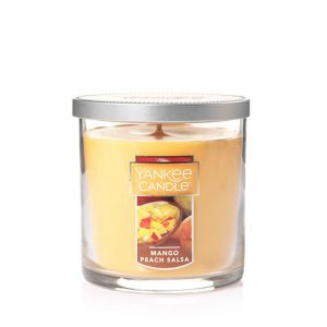 Mango Peach Salsa Small Tumbler Candles