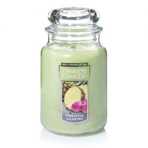 Pineapple Cilantro Large Jar Candles