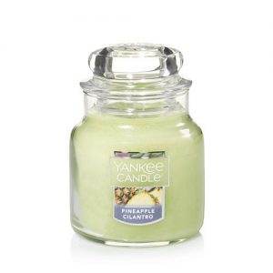 Pineapple Cilantro Small Jar Candles