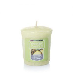 Pineapple Cilantro Samplers® Votive Candles