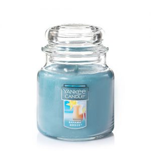 Bahama Breeze™ Medium Jar Candles