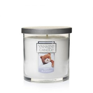 Soft Blanket Small Tumbler Candle