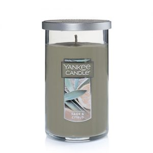 Sage & Citrus Medium Perfect Pillar Candles