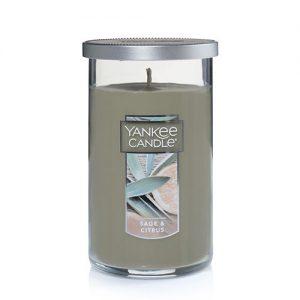 Sage & Citrus Medium Perfect Pillar Candles