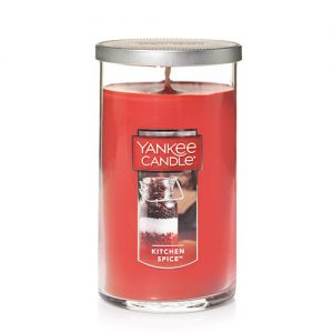 Kitchen Spice Medium Perfect Pillar Candle