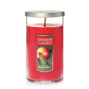 Macintosh Medium Perfect Pillar Candles