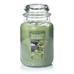 Meadow Showers Large Jar Candles