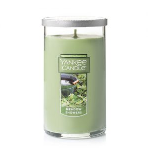 Meadow Showers Medium Perfect Pillar Candles