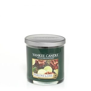 Pinecone & Lime Small Tumbler Candle