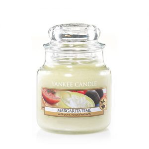 Margarita Time Small Jar Candle