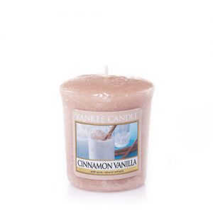 Cinnamon Vanilla Samplers® Votive Candles