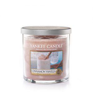 Cinnamon Vanilla Small Tumbler Candles