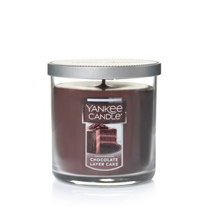 Chocolate Layer Cake Small Tumbler Candles