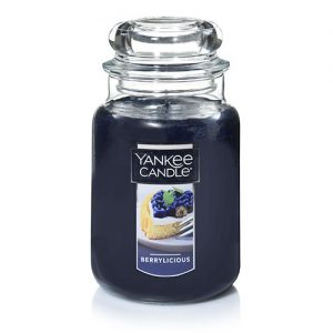 Berrylicious Large Jar Candles