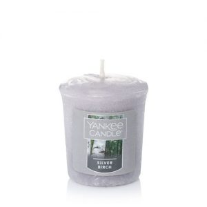 Silver Birch Samplers® Votive Candles