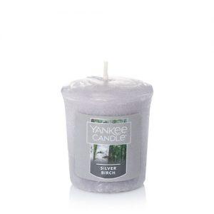 Silver Birch Samplers® Votive Candles