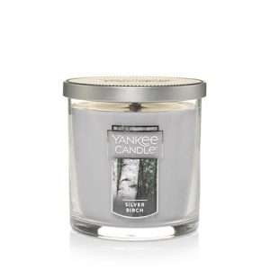 Silver Birch Small Tumbler Candles
