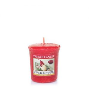 Cranberry Pear Samplers® Votive Candles