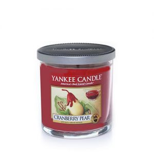 Cranberry Pear Small Tumbler Candles