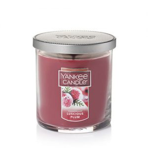Luscious Plum Small Tumbler Candle