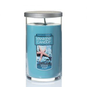 Ocean Star Medium Perfect Pillar Candle