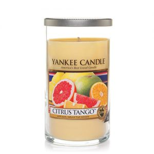 Citrus Tango™ Medium Perfect Pillar Candles