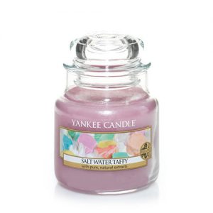 Salt Water Taffy Small Jar Candle