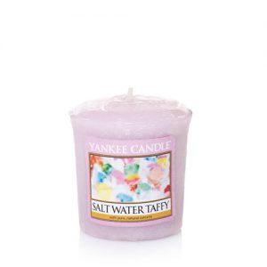 Salt Water Taffy Samplers Votive Candle