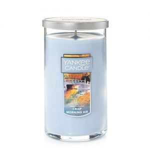 Crisp Morning Air Medium Perfect Pillar Candle