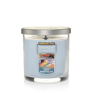 Crisp Morning Air Small Tumbler Candle