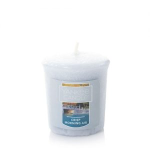 Crisp Morning Air Samplers Votives Candle