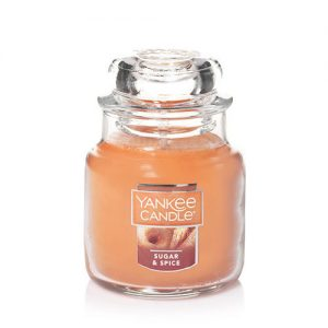 Sugar & Spice Small Jar Candle