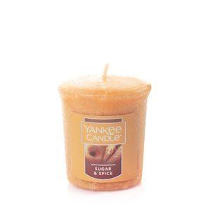 Sugar & Spice Samplers Votives Candle