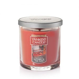 Autumn in the Park Small Tumbler Candle