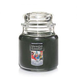 Bundle Up Medium Jar Candle