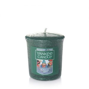 Bundle Up Samplers Votives Candle