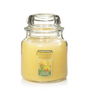 Flowers in the Sun Medium Jar Candle
