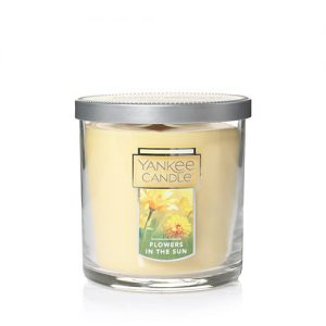Flowers in the Sun Small Tumbler Candle