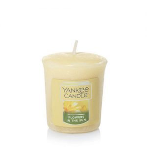 Flowers in the Sun Samplers Votives Candle