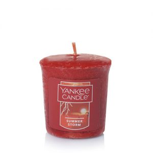Summer Storm Samplers Votives Candle