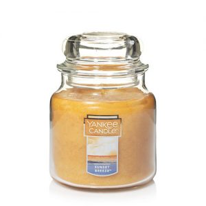 Sunset Breeze Medium Jar Candle